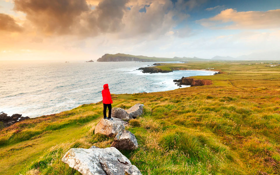 Is this the most beautiful walk in Ireland?